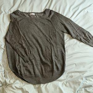 Light and airy, beautiful grey shirt.